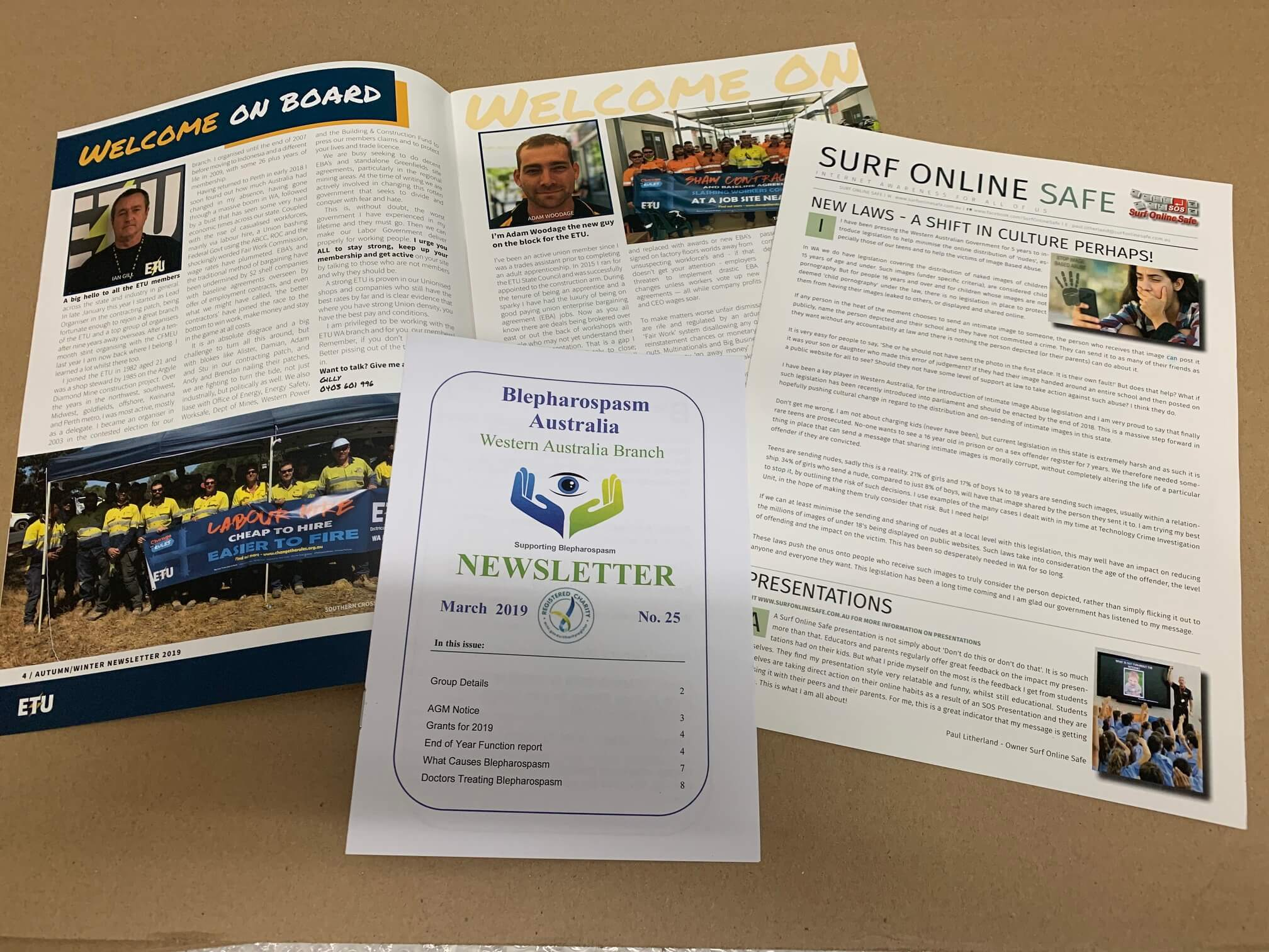 Newsletter Printing Perth