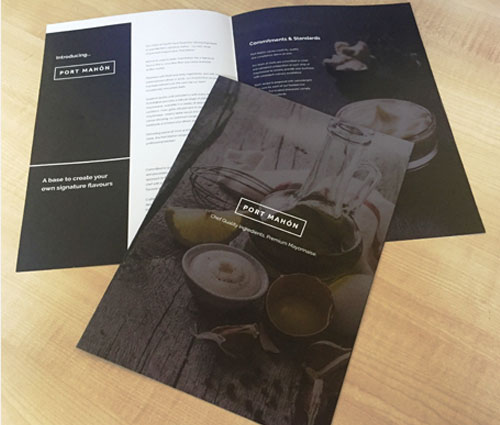 A4 Booklet Brochure Printed by G Force Printing